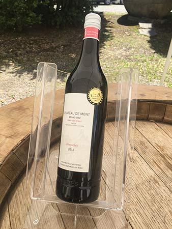 Chasselas Grand Cru 2016 - Médaille d'or du concours des vins vaudois